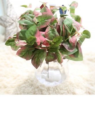 14'' Synthetic Fabric Artificial Greenery (Set of 2)
