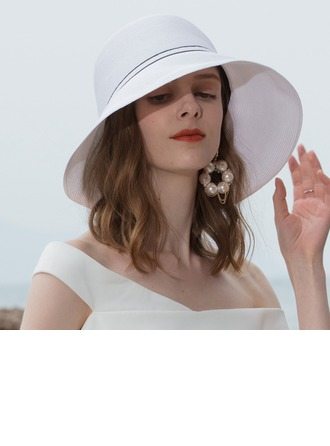 Ladies' Glamourous/Simple Papyrus Beach/Sun Hats