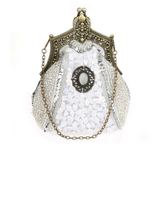 Elegant/Refined/Attractive Beading Clutches/Top Handle Bags/Bridal Purse/Evening Bags