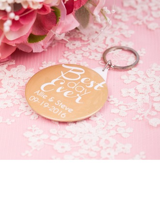 Personalized Plastic Bottle Openers & Stoppers/Keychains