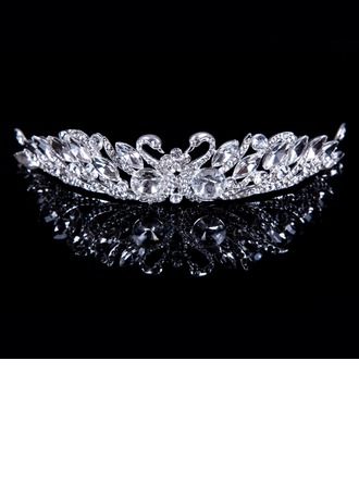 Stylish Alloy Tiaras
