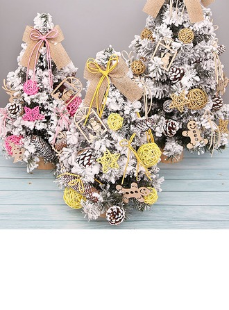 Christmas Pvc Tree Holiday Decoration