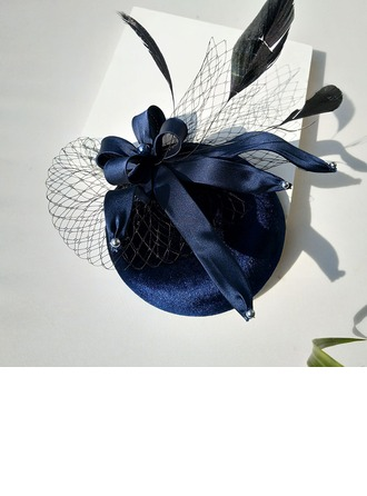 Ladies' Special Cotton With Tulle Fascinators