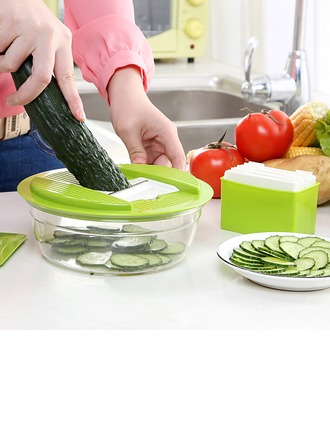 Stainless Steel Fruit & Vegetable Tools