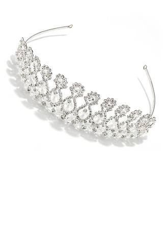 Belle Strass/Alliage Tiaras