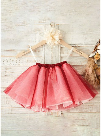 Flower Girl  Lovely Tutu Skirt / Short Skirt With tulle