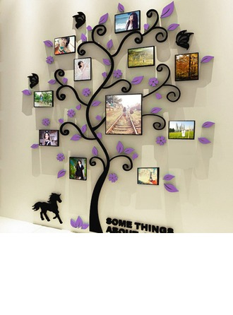 Classic Any Shape Wall Stickers (sold In A Single Piece)