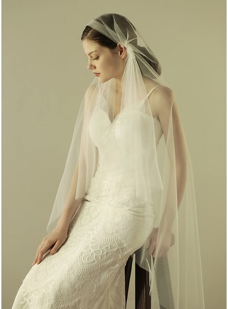 Cut Edge Waltz Bridal Veils
