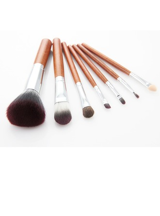 7Pcs Brosse cylindre tubes Maquillage