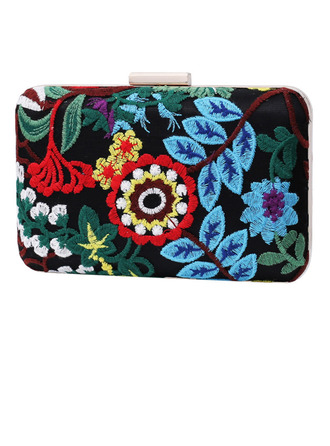 Elegant/Charming/Pretty Nylon Clutches/Bridal Purse/Evening Bags