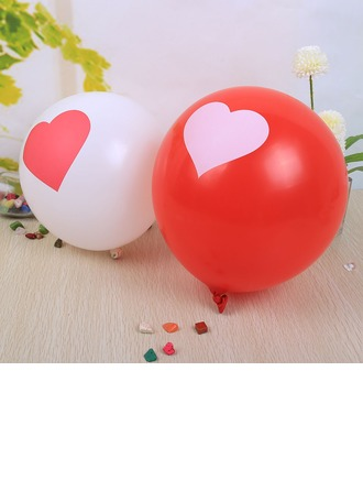 Conception de coeur Ballon