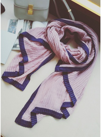 Solid Color Oversized Scarf