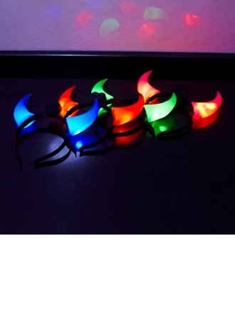 Color changing Oxhorn Hair Band LED Lights