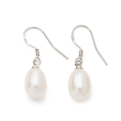 Elegant Pearl Ladies' Earrings