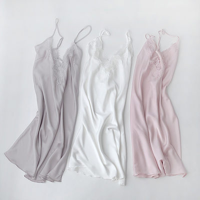 Bridesmaid Gifts - Beautiful Fashion Charmeuse Robe