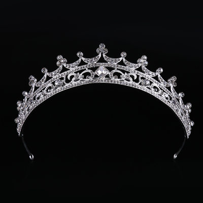 Ladies Fashion Rhinestone/Alloy Tiaras