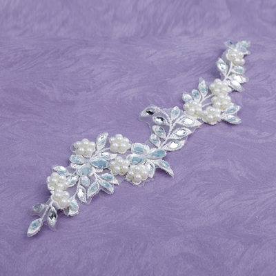 Gorgeous Rhinestone/Imitation Pearls/Lace Headbands With Rhinestone/Pearl