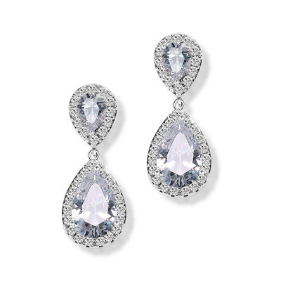 Bride Gifts - Beautiful Zircon Jewelry