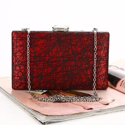 Unique/Charming PU Bridal Purse/Evening Bags