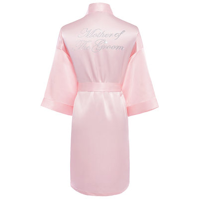 Groom Gifts - Fashion Charmeuse Robe