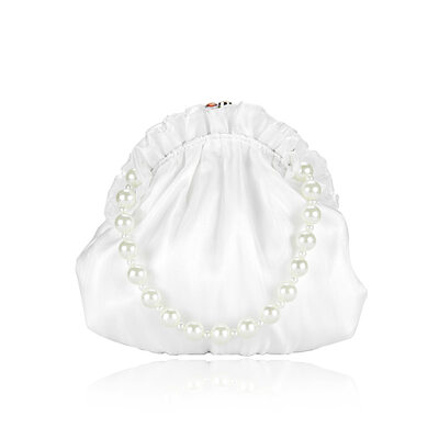 Elegant/Girly/Refined/Dreamlike Satin Clutches/Evening Bags