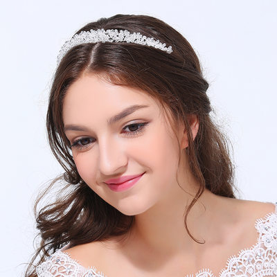 Ladies Exquisite Alloy Headbands
