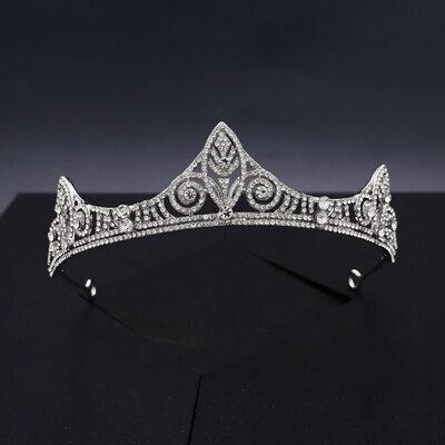 Damen Elegant Strass/Legierung Tiaras mit Strass (In Einem Stück Verkauft)