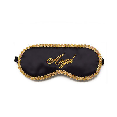 Bride Gifts - Attractive Simple Eye-catching Silk Eye Mask