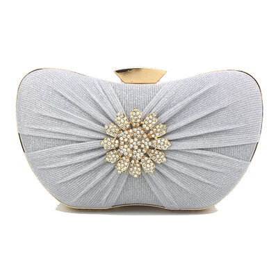 Elegant/Charming/Shining/Delicate Abrasive Cloth Clutches/Evening Bags