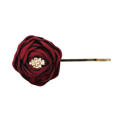 Ladies Gorgeous Satin Hairpins