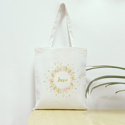 Bridesmaid Gifts - Personalized Special Canvas Bag