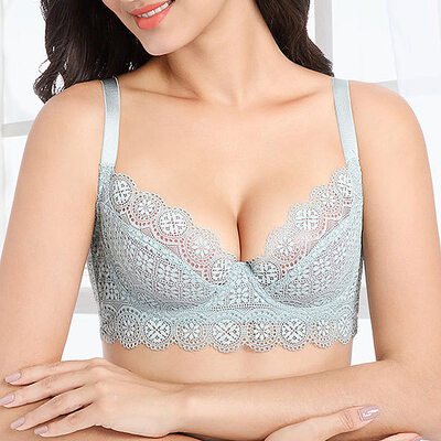 Comfortable Cotton Underwire Bra