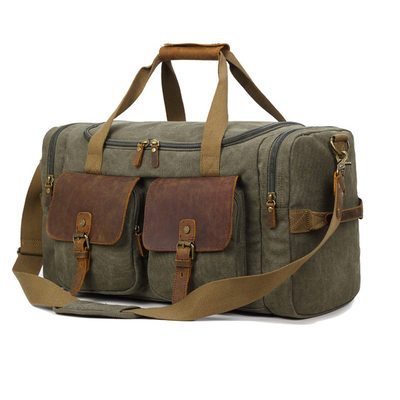 Groom Gifts - Classic Canvas Duffle Bag