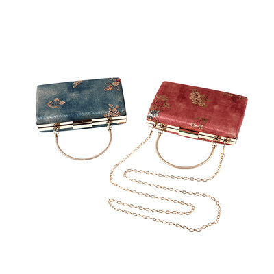 Elegant/Gorgeous/Unique/Charming Imitation Silk Top Handle Bags
