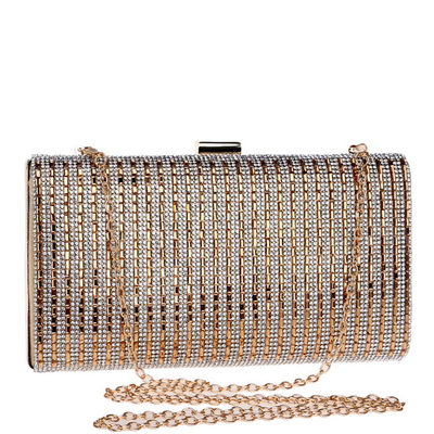 Charming PU Clutches/Minaudiere