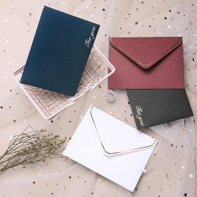 Modern Style Side Fold Envelopes