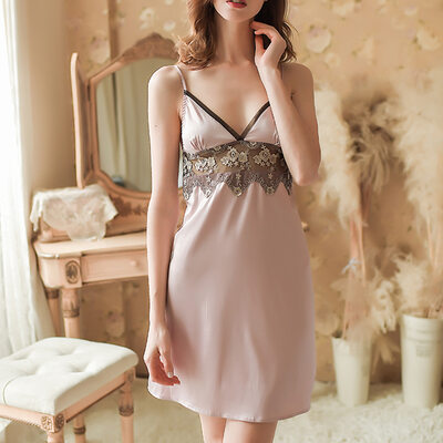 Satin Charming Bridal/Feminine Sleepwear/Sleepwear Sets