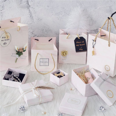 Bridesmaid Gifts - Fashion Paper Gift Box/Bag