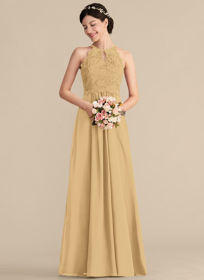 Gold Bridesmaid Dresses, Gold Sequin | JJ'