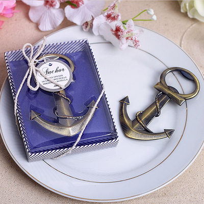 Groomsmen Gifts - Elegant Zinc alloy Bottle Opener