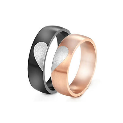 Groom Gifts - Fashion Stainless Steel Ring (Sold in a single piece)