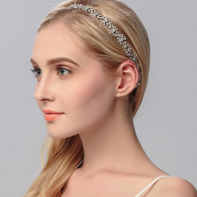 Beautiful Rhinestone Headbands
