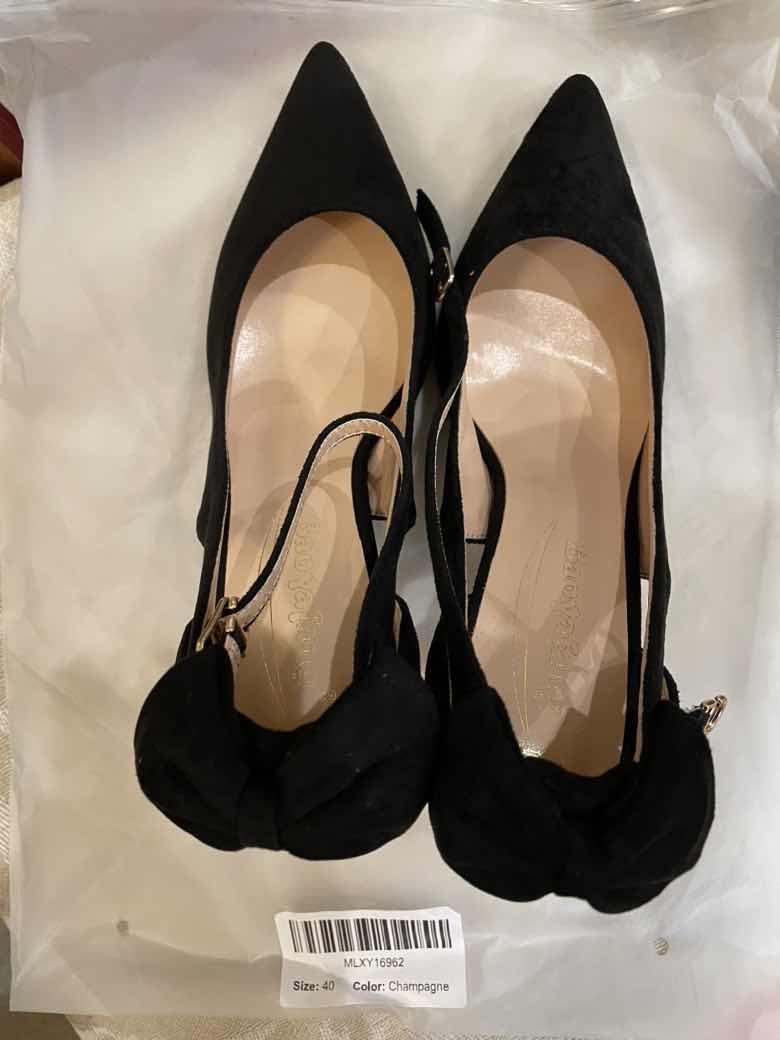 Women's Sparkling Glitter Stiletto Heel Closed Toe Pumps With Rhinestone Sequin Sparkling Glitter